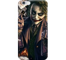 Watch the World Burn iPhone Case/Skin