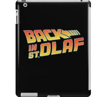 Back in iPad Case/Skin