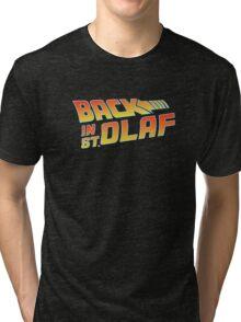 Back in Tri-blend T-Shirt