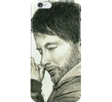 Thom Yorke: Nude iPhone Case/Skin