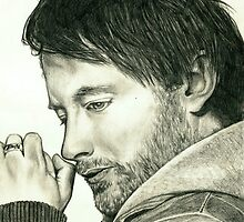 Thom Yorke: Nude by AmberDust