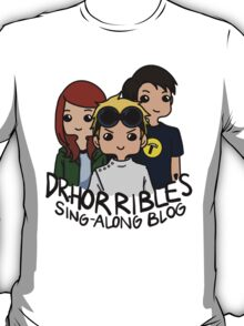 Dr. Horrible's Sing-Along Blog T-Shirt