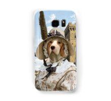 Beagle - Piazza Santa Trinita Firenze Samsung Galaxy Case/Skin