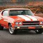Chevrolet Chevelle SS by Stanislaw