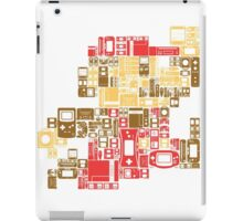 Console Mario  iPad Case/Skin