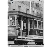 San Francisco Cable Car iPad Case/Skin