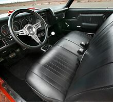 Chevelles Interior by Stanislaw