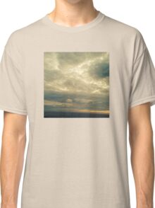 Sky of Ocean in Truro (Cape Cod) Classic T-Shirt
