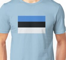 Estonia flag Unisex T-Shirt