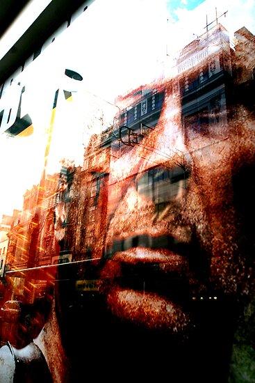 Bruce Willis by Alexander Isaias