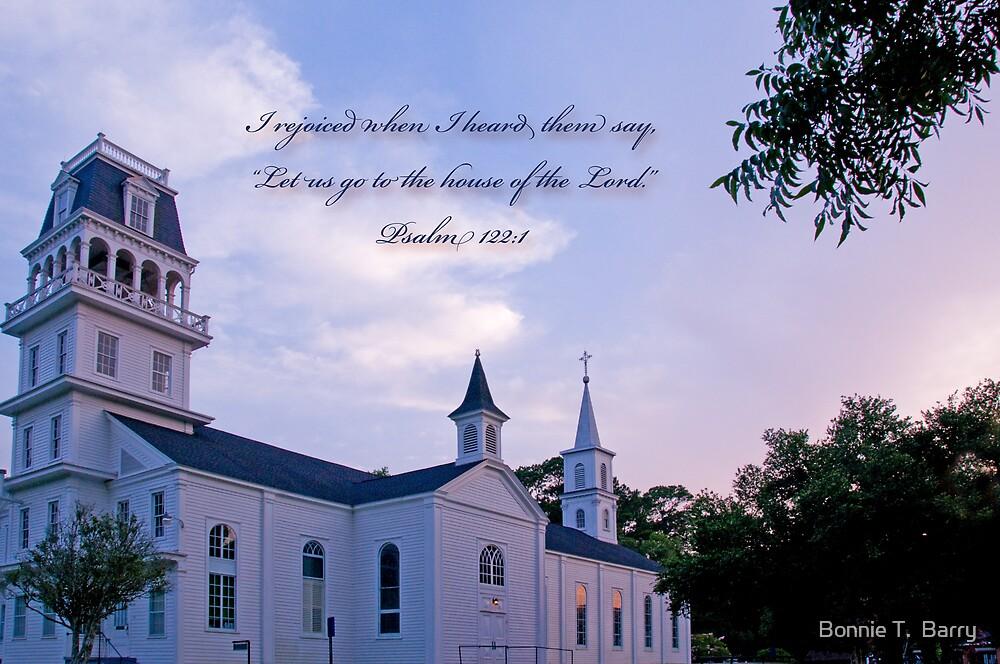 Rejoice by Bonnie T.  Barry