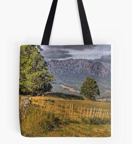Mt Roland: Tasmania Tote Bag
