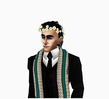loki in crown of daisies T-Shirt
