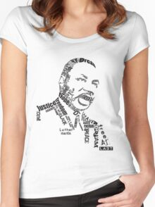 Dr. King Women's Fitted Scoop T-Shirt