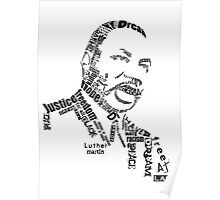 Dr. King Poster