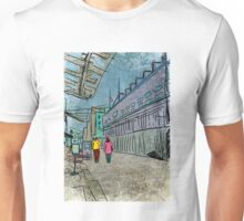 Long Road Goodbye (South Street Seaport) Unisex T-Shirt
