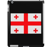 Georgia flag iPad Case/Skin