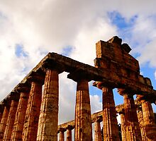 Temple of Athena by iddytography