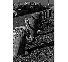 Right Down The Line Photographic Print