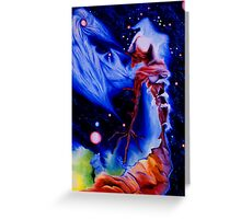 The Doors of Perception Greeting Card