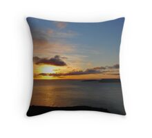 St.John's Sunrise 1 Throw Pillow