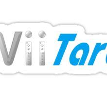 Wii Tard Sticker