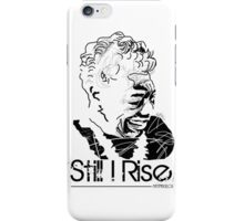 Maya Angelou iPhone Case/Skin