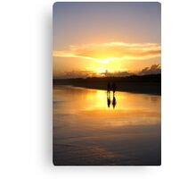 'Reflections of Us' Canvas Print
