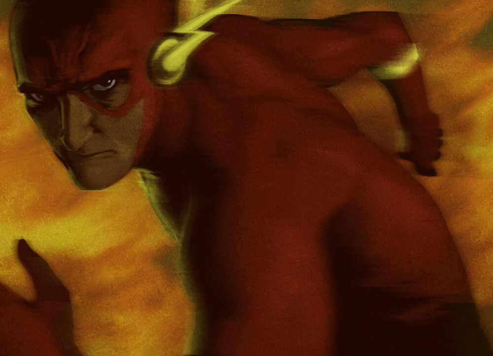 The Scarlet Speedster by TheFlash