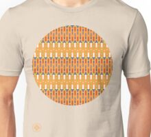 master swords and silver arrows pattern Unisex T-Shirt