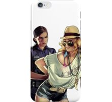 Naughty girl! iPhone Case/Skin