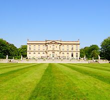 Mansion Lawn by iddytography
