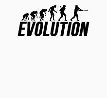 Baseball Evolution Baseball Player Unisex T-Shirt