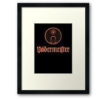 Vadermeister Framed Print