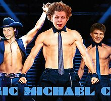 Magic Michael Cera by millsjonah