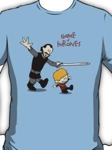 Tyrion and Bronn- Game of Thrones Shirt T-Shirt