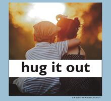 Hug It Out One Piece - Short Sleeve