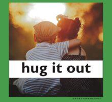 Hug It Out Kids Tee