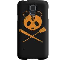 Panda Skull- SF Giants Samsung Galaxy Case/Skin