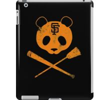 Panda Skull- SF Giants iPad Case/Skin