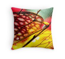 Light on the Verge of a Symphony Throw Pillow