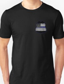 Thin Blue Line - Shield T-Shirt
