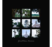 Grand Coteau, Louisiana Photographic Print