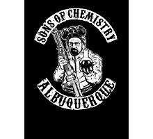 Sons of Chemistry- Breaking Bad Shirt Photographic Print