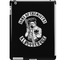 Sons of Chemistry- Breaking Bad Shirt iPad Case/Skin