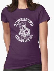 Sons of Chemistry- Breaking Bad Shirt Womens Fitted T-Shirt
