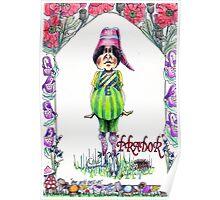 Prador Pott Bellie Pixie Poster