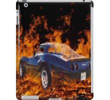 Hot Rod ! iPad Case/Skin