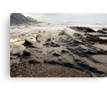 Crackington Canvas Print