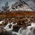 Buachaille Etive Mor by David Queenan